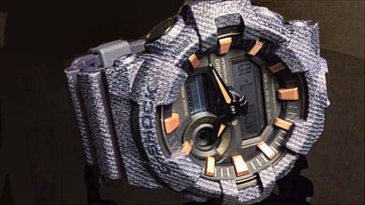 カシオGショック 腕時計 CASIO G-SHOCK GA-700DE-2AJF