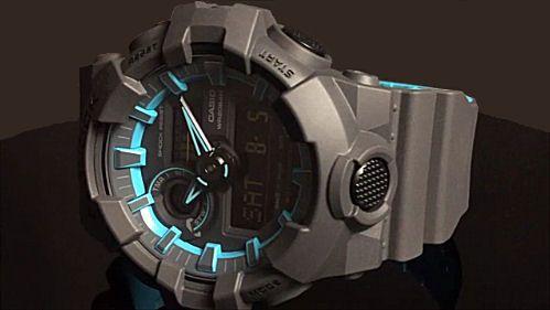 カシオGショック アナログ・デジタル腕時計 CASIO G-SHOCK GA-700SE-1A2JF
