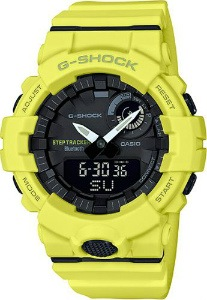 casio-G-SHOCK G-SQUAD GBA-800-9AJF