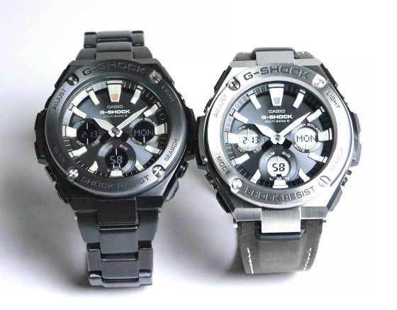 CASIO G-SHOCK G-STEEL GST-W130