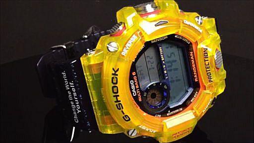 カシオGショック レンジマン ソーラー電波腕時計 CASIO G-SHOCK RANGEMAN GW-9403KJ-9JR