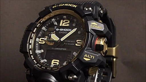 casio G-SHOCK GWG-1000GB-1AJF