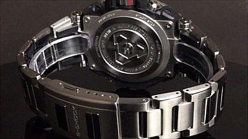 カシオGショック ソーラー電波腕時計 CASIO G-SHOCK MT-G MTG-S1000D-1A9JF