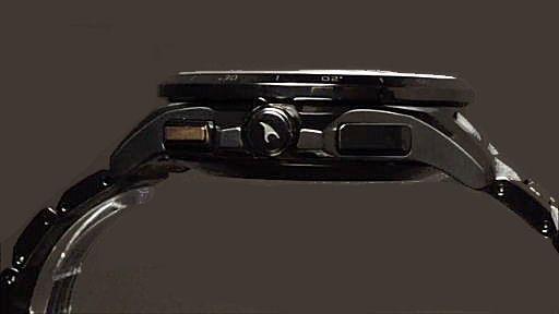 カシオ オシアナス GPSハイブリッド電波ソーラー腕時計 casio OCEANUS OCW-G1000B-1A2JF