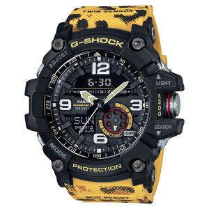CASIO G-SHOCK MUDMASTER GG-1000WLP-1AJR  WILDLIFE PROMISING 2019年モデル