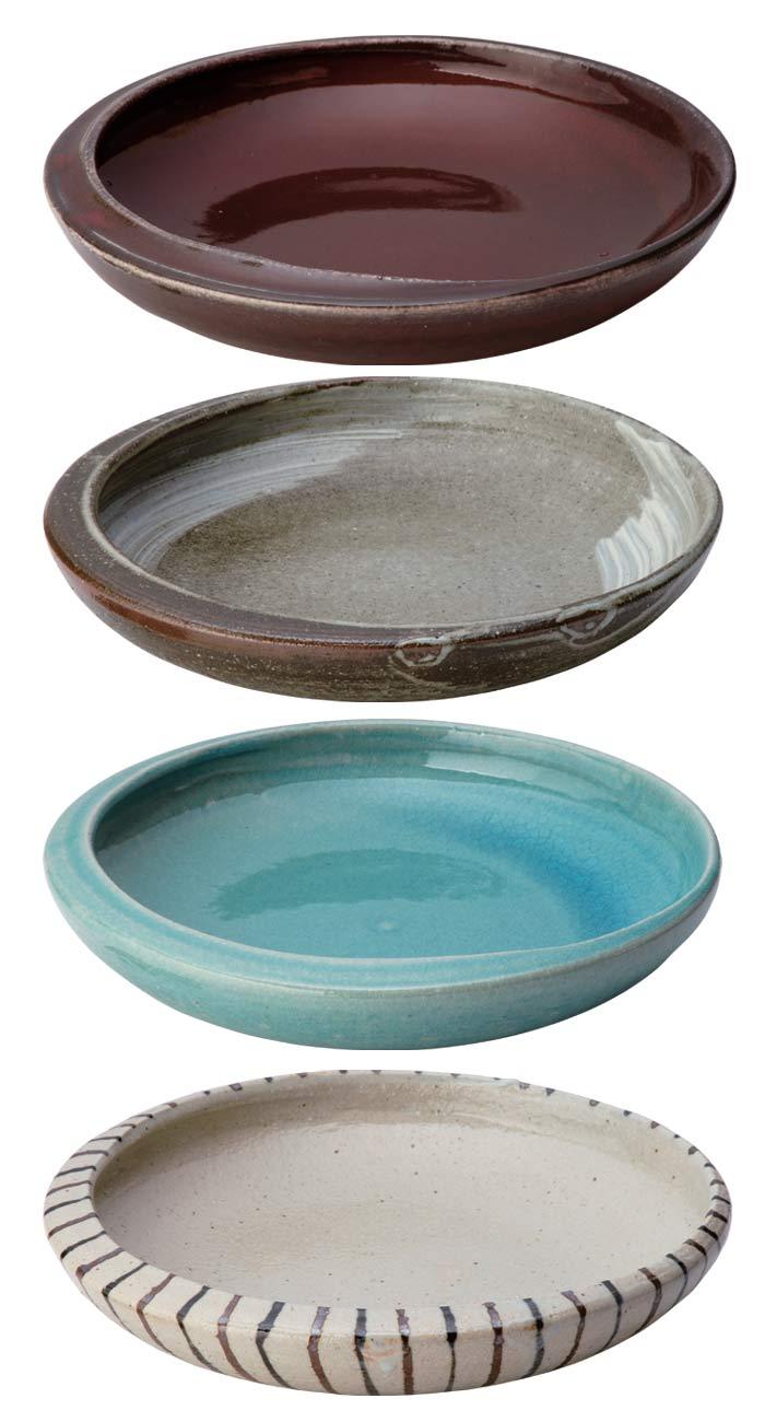 カレー専用皿のカラーバリエーション紹介画像