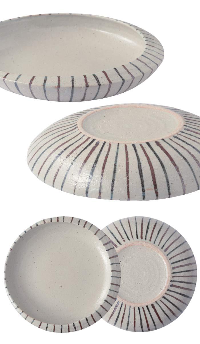 カレー専用皿の外観紹介画像