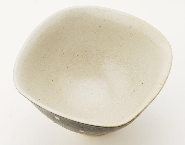 卵かけご飯専用茶碗の器内