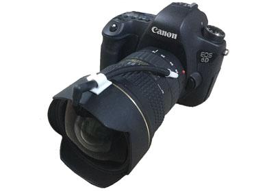 カメラフード