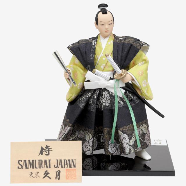 侍JAPAN・歌舞伎人形