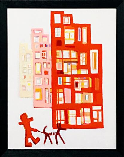 大谷太郎「Building」の画像