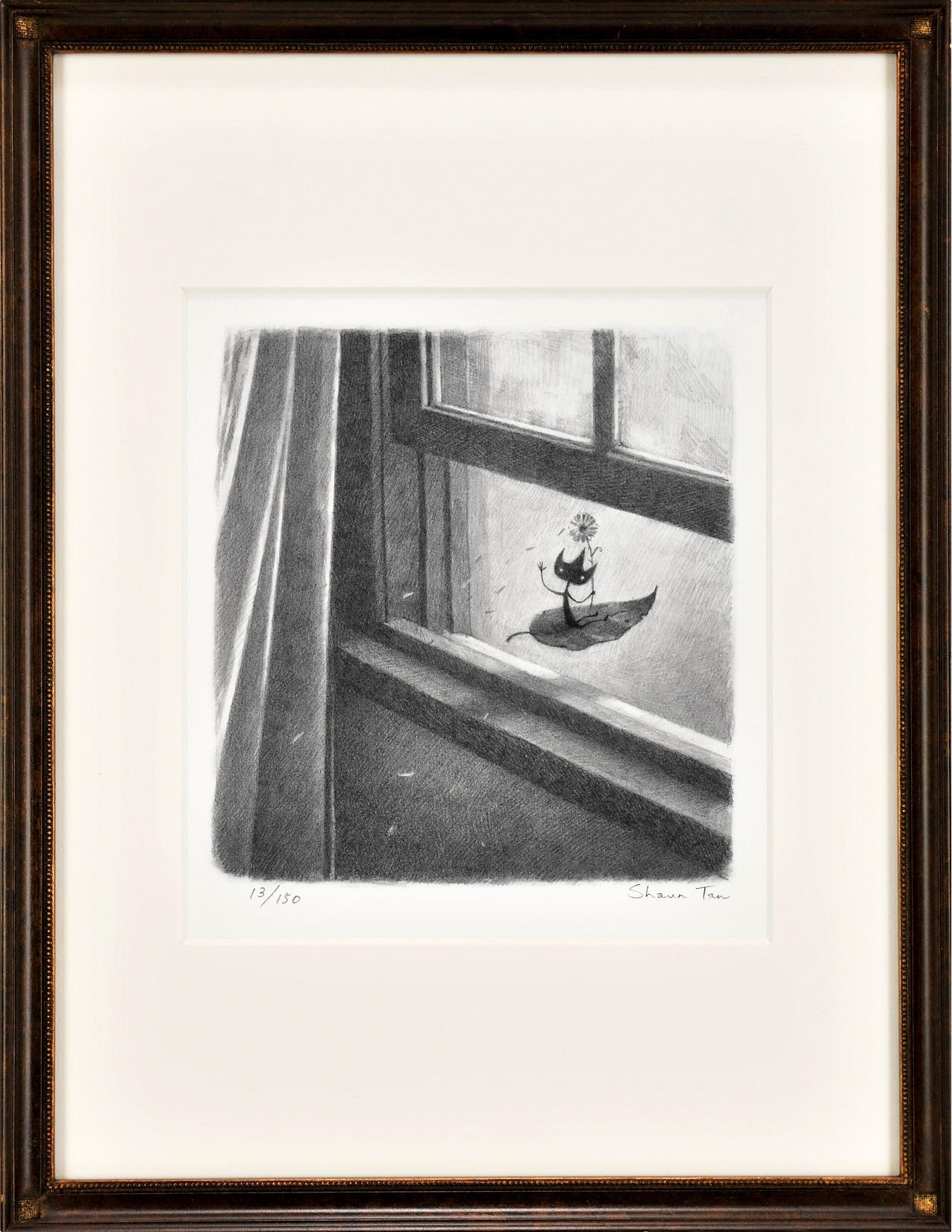 ショーン・タン 版画「エリック」の画像