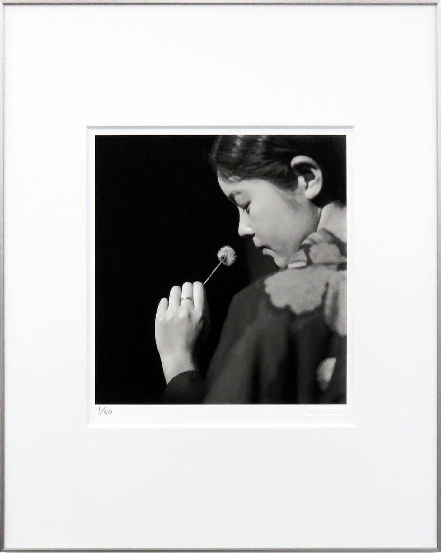 植田正治 版画「未発表作品集「僕のアルバム」より」の画像