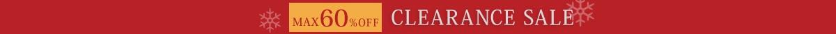 CLEARANSE SALE