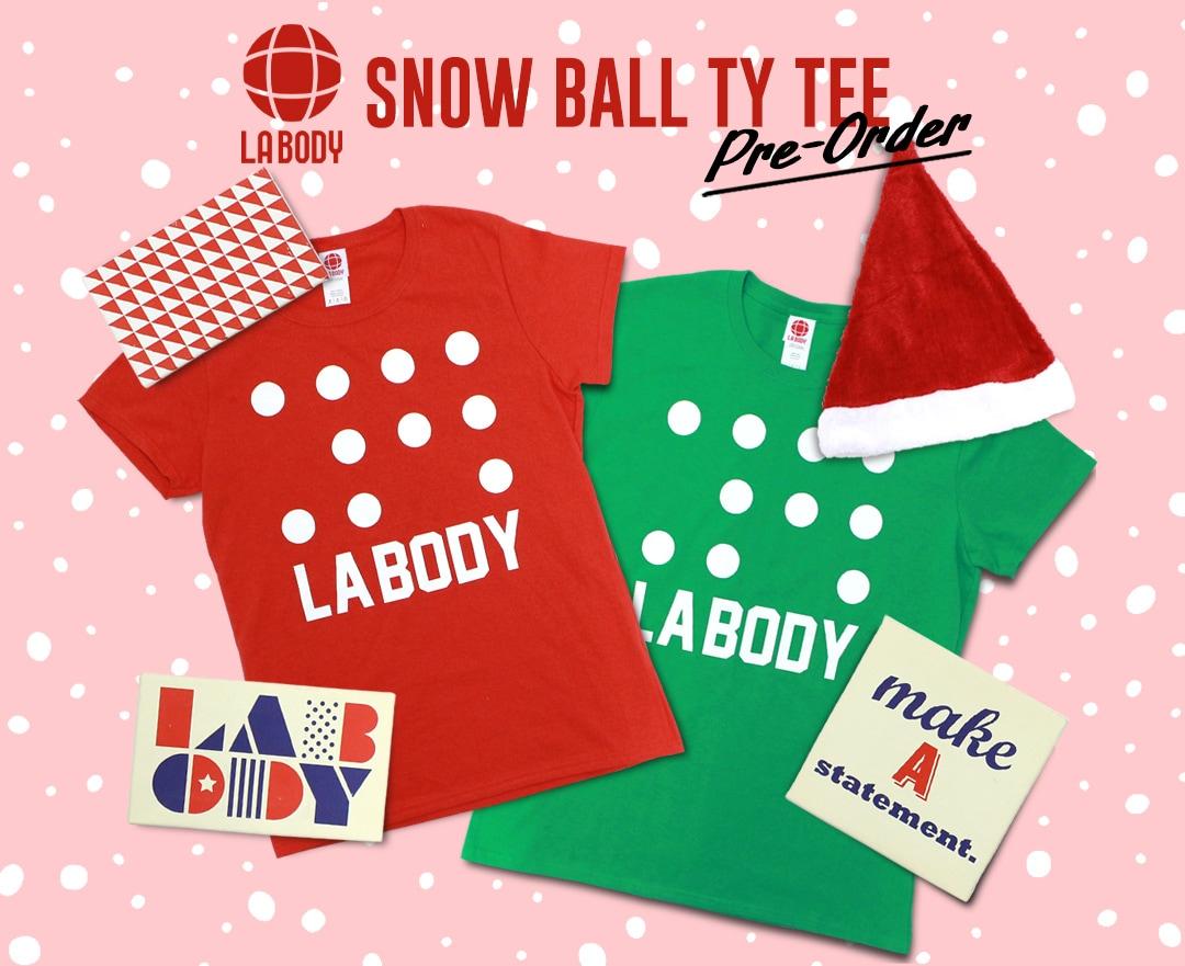 LA BODY SNOW BALL