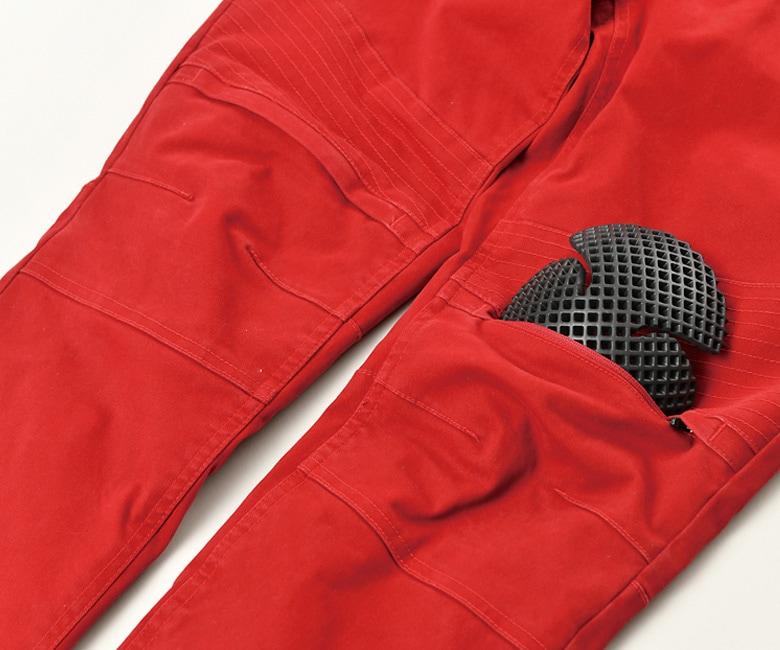 人気のROSSO StyleLab(ロッソスタイルラボ)「ROP-45防風防寒ストレッチライディングパンツ」