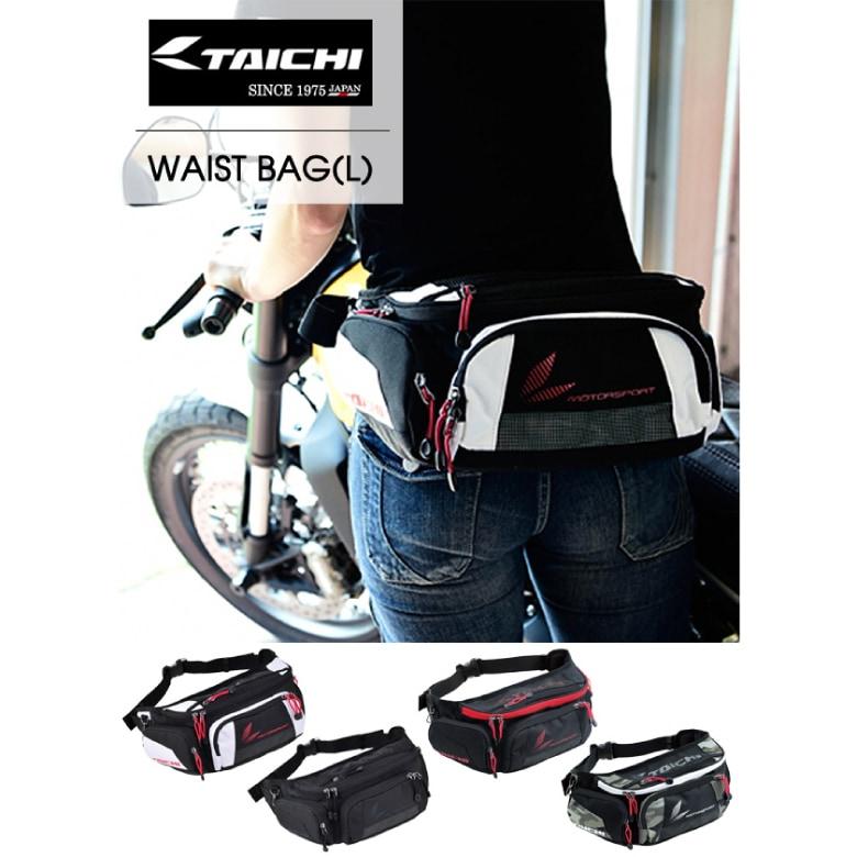 【送料無料】RSタイチ ウエストバッグ(L) RSB267 RS TAICHIアールエスタイチ/ヒップバッグ/ツーリング/鞄/人気/おすすめ/WAIST BAG(L)/