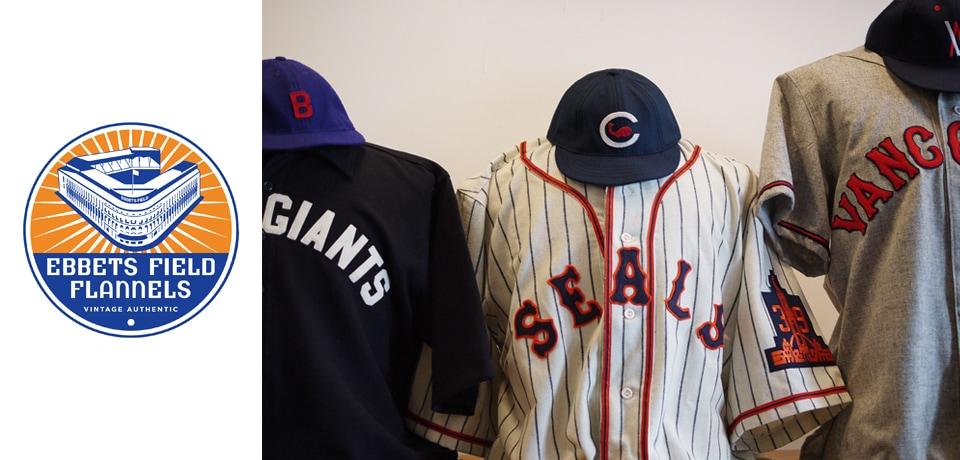 Ebbets Field Flannels エベッツ...