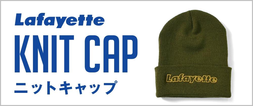 Lafayette ニットキャップ