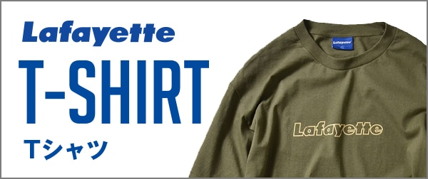 Lafayette Tシャツ