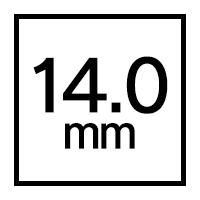 14.0mmカラコン