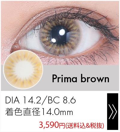 プリマブラウン14.2mm