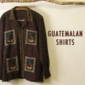 グアテマラシャツ
