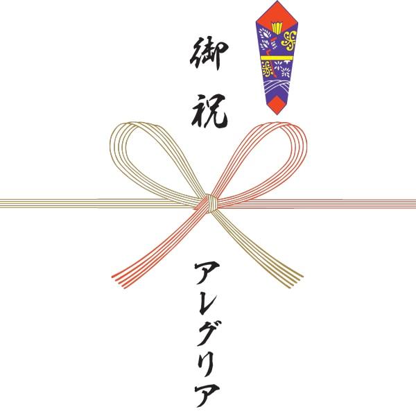 誕生日、ギフト、記念日のお祝いの熨斗イメージ