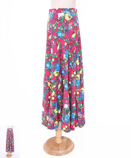 フラメンコ衣装 スカート 【フラメンコ 衣装 ファルダ 】