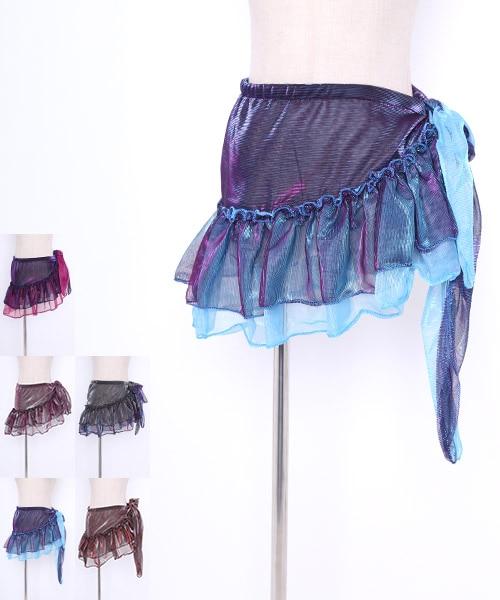 ベリーヒップスカーフ ベリーダンス 衣装【ベリーダンス】