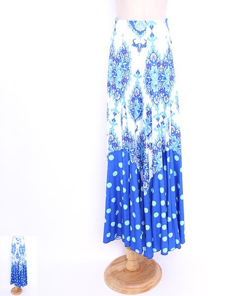 ◇セール10%オフ 5/26 23:59まで◇フラメンコ衣装 スカート【フラメンコ 衣装 ファルダ 】