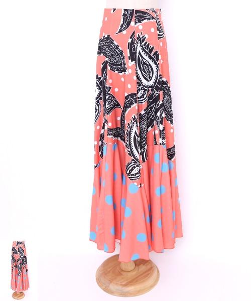 ◇セール10%オフ◇フラメンコ衣装 スカート【フラメンコ 衣装 ファルダ 】