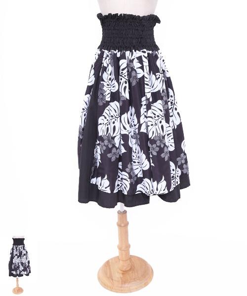 フラダンス パウスカート 【ハワイアン イベント 衣装 スカート 】