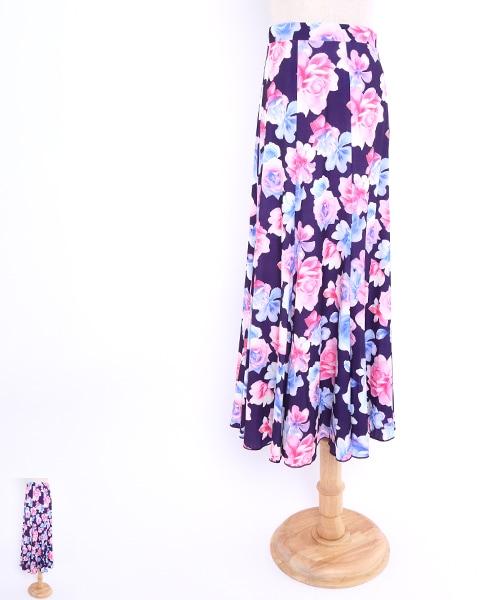 【期間限定50%OFF!】社交ダンス モダンスカート【社交ダンス 衣装 ロングスカート 】