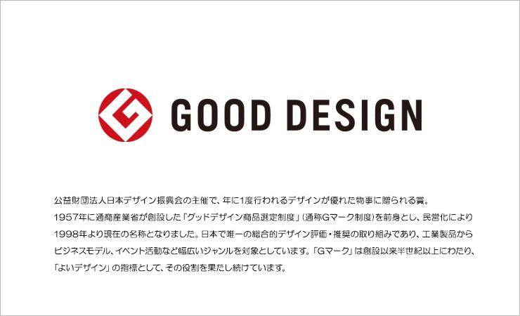 グッドデザイン賞受賞時計