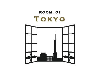 room.01 TOKYO