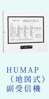 HUMAP(地図式)副受信機