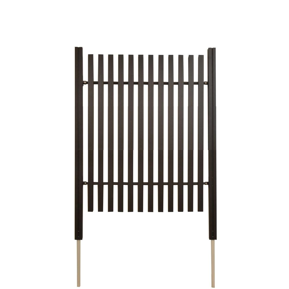 (上級)オーロラデッキ 樹脂フェンス材 高さ 1690mm