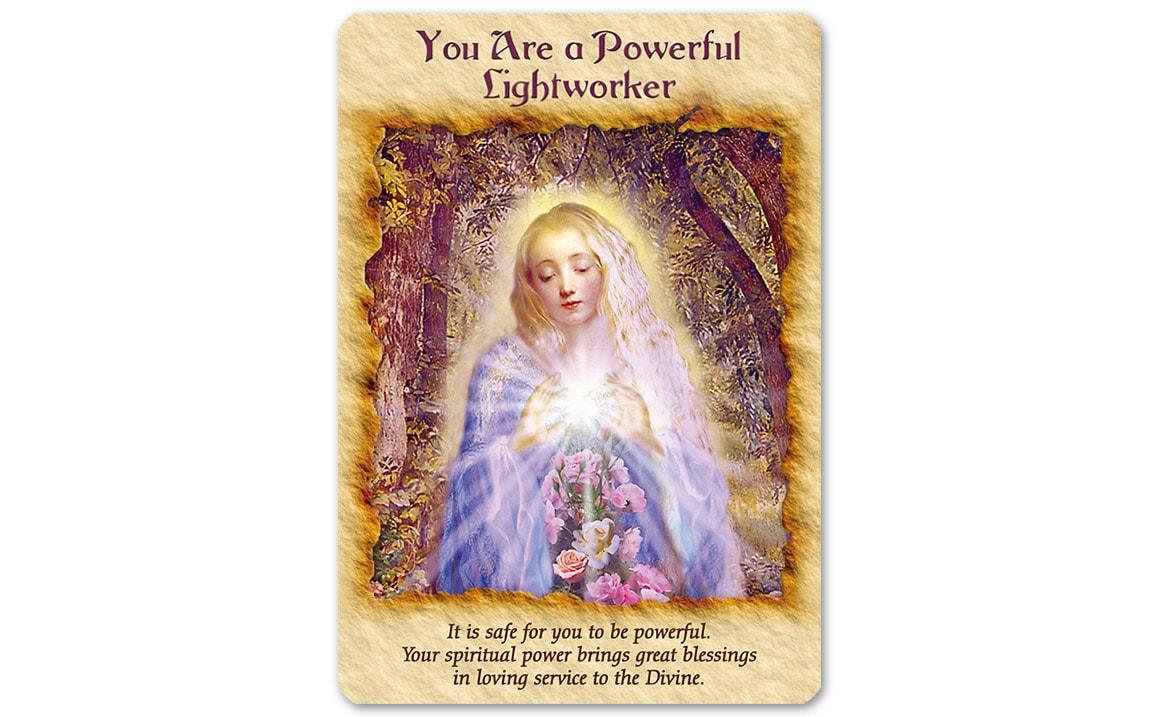 エンジェルセラピー(R) オラクルカード You Are a Powerful Lightworker