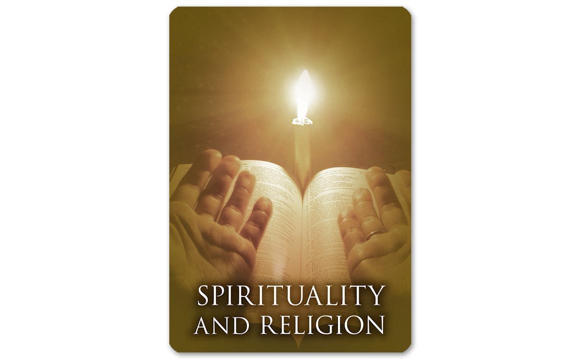 パストライフオラクルカード スピリチュアリティと宗教