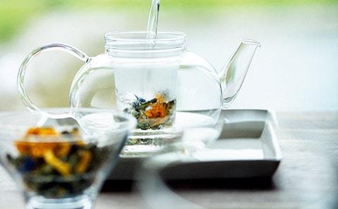 ゾネントア ヒルデガルトのお茶