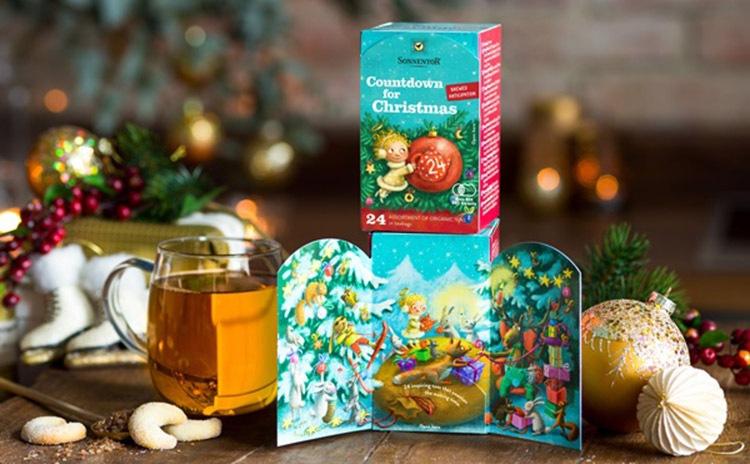 ゾネントア『クリスマス カウントダウンのお茶』