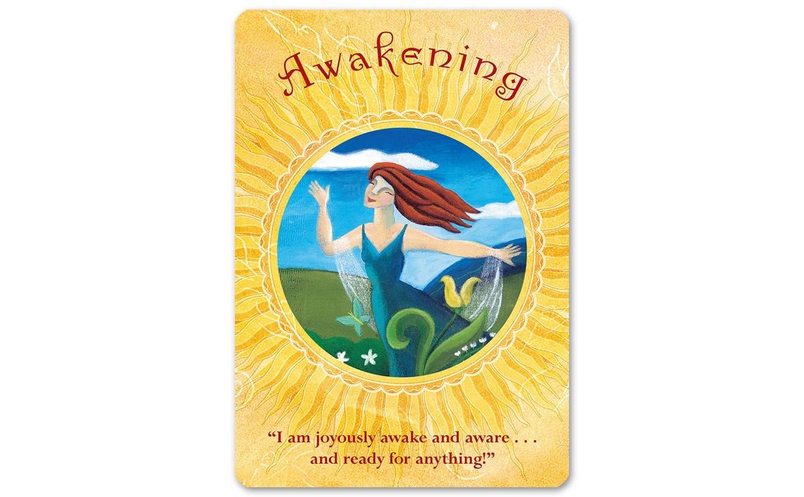 ソウルコーチングオラクルカード Awakening(目覚め)