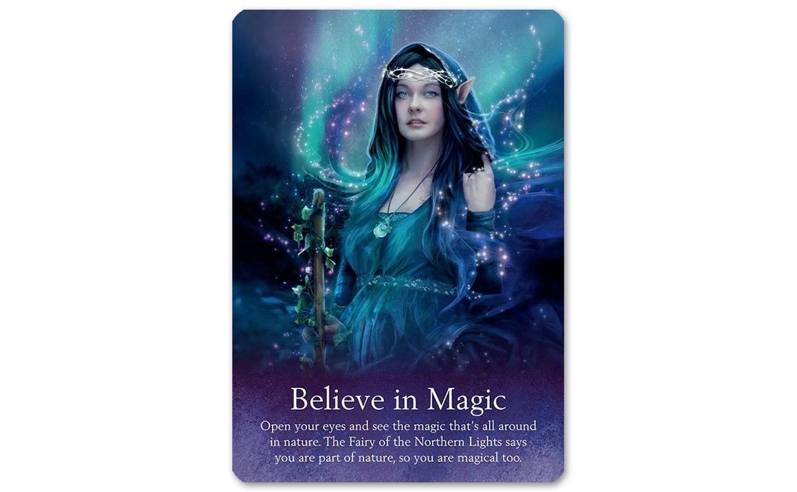 オラクルオブザフェアリー 魔法を信じる