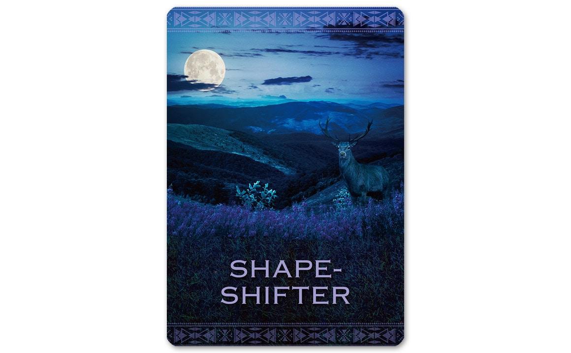 ネイティブスピリットオラクルカード SHAPE-SHIFTER