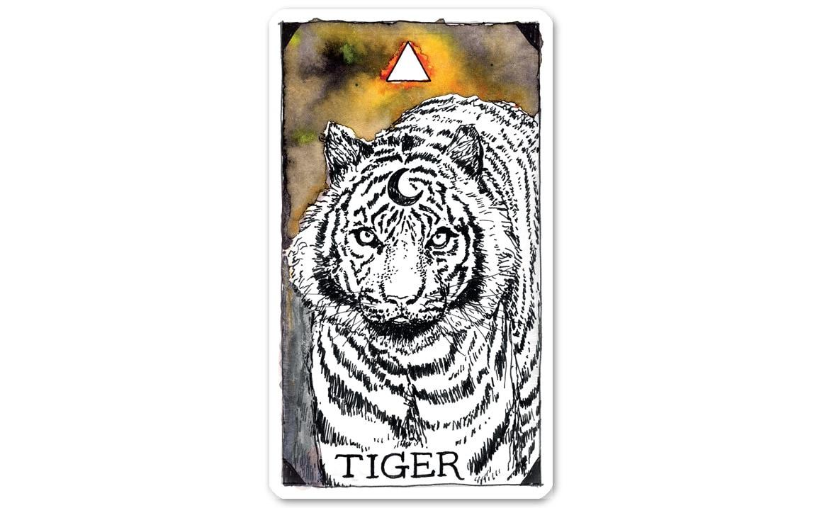 ワイルドアンノウン アニマルスピリット TIGER (トラ)