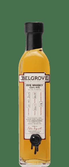 ベルグローブ ライウイスキー