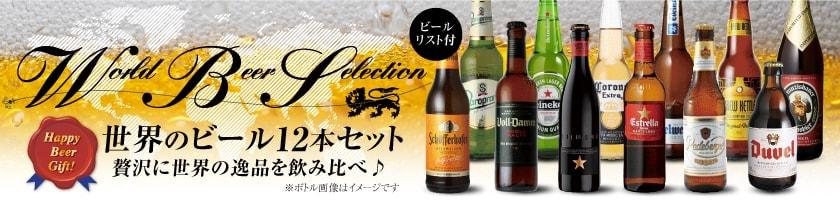 世界のビール12本セット