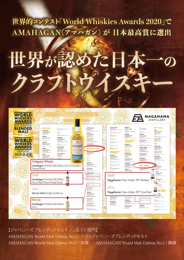 日本最高賞 受賞