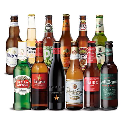 人気の海外ビール12本セット